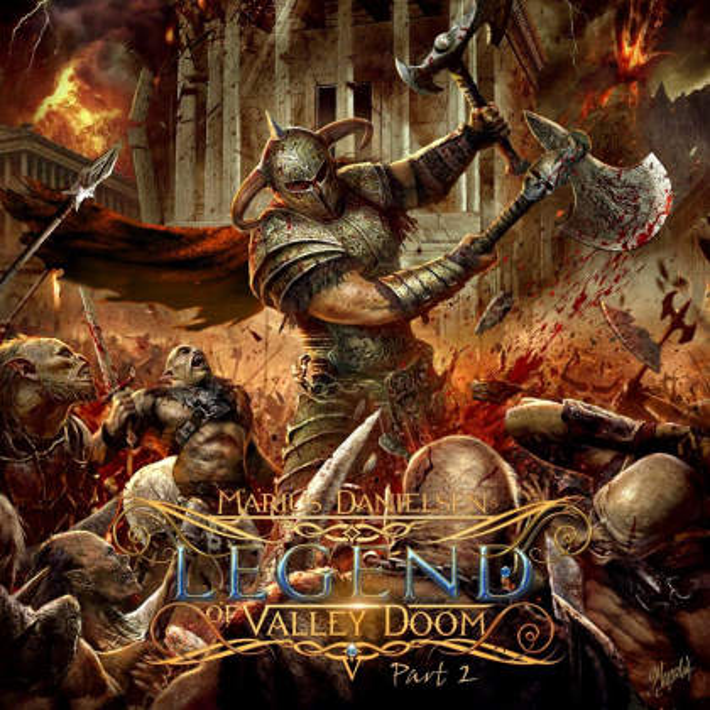 Marius Danielsen's Legend of Valley Doom - Marius Danielsen's Legend of Valley Doom Part 2
