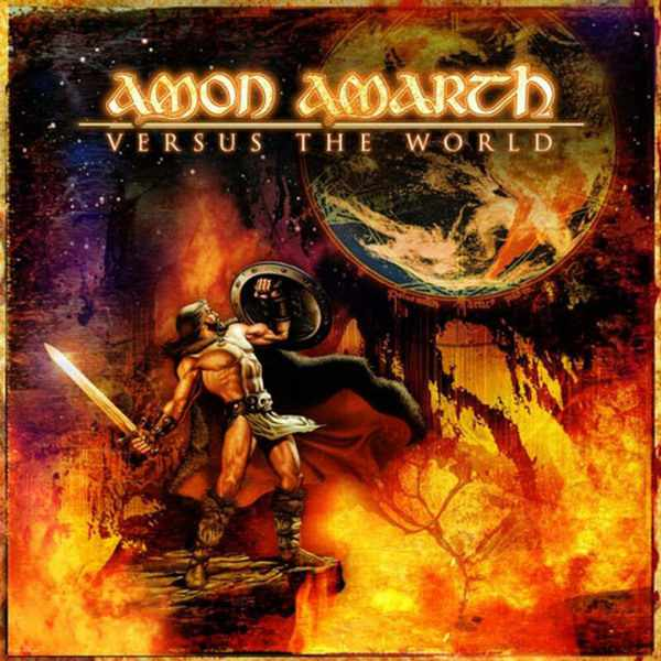 Versus the World cover (Click to see larger picture)