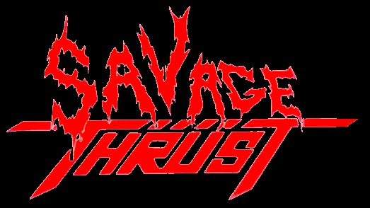 Savage Thrust - Logo
