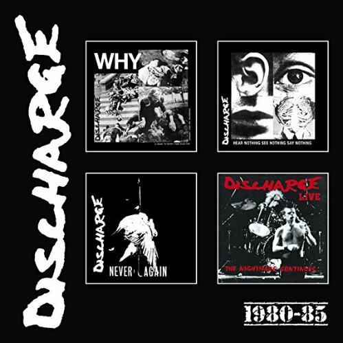 Discharge - 1980-85