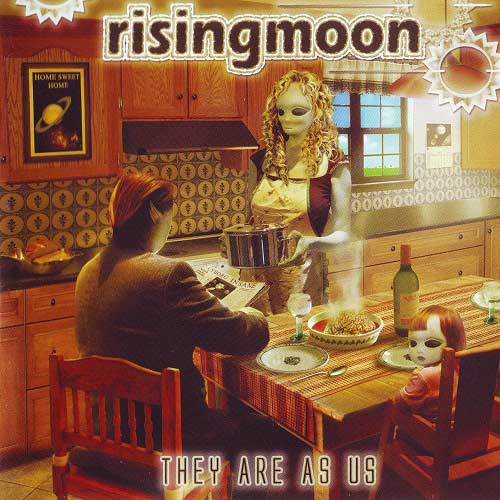 Rising Moon - They Are as Us