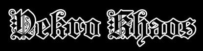 Nekro Khaos - Logo