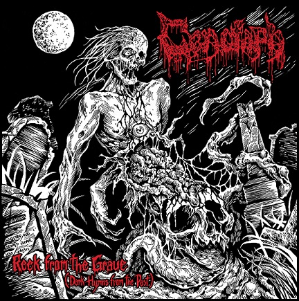 Cenotaph / Damned Cross - Reek from the Grave (Dark Hymns from the Past)