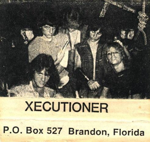 Xecutioner - Demo 1986