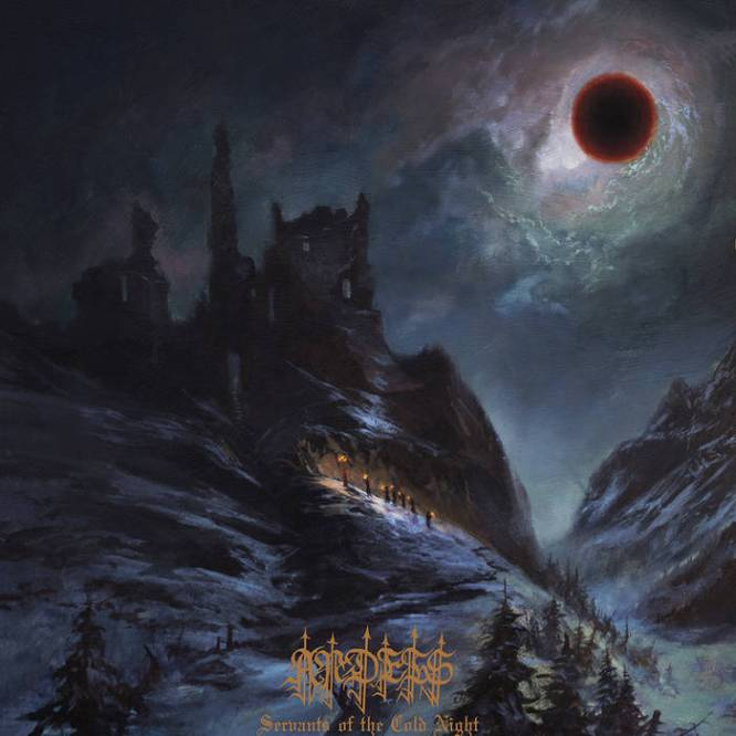 Andeis - Servants of the Cold Night