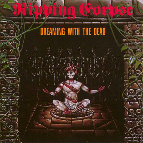 Dreaming with the Dead cover (Click to see larger picture)