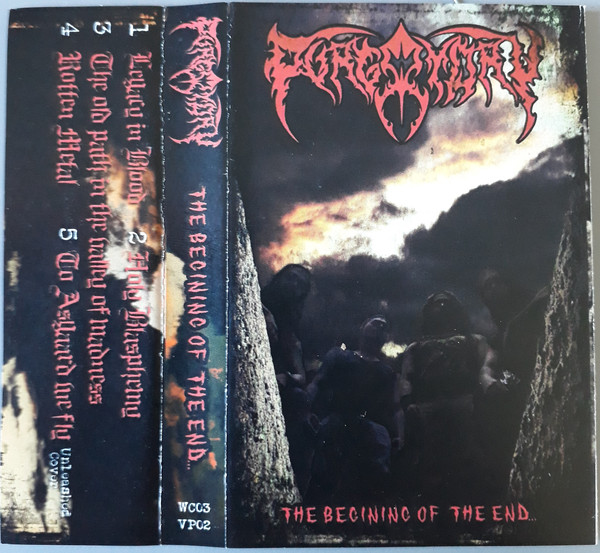 Purgatory - The Beginning of the End