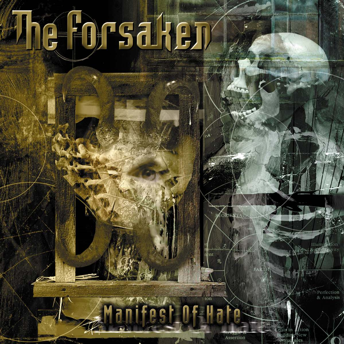 The Forsaken - Manifest of Hate