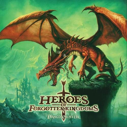 Heroes of Forgotten Kingdoms - Dragonslayer