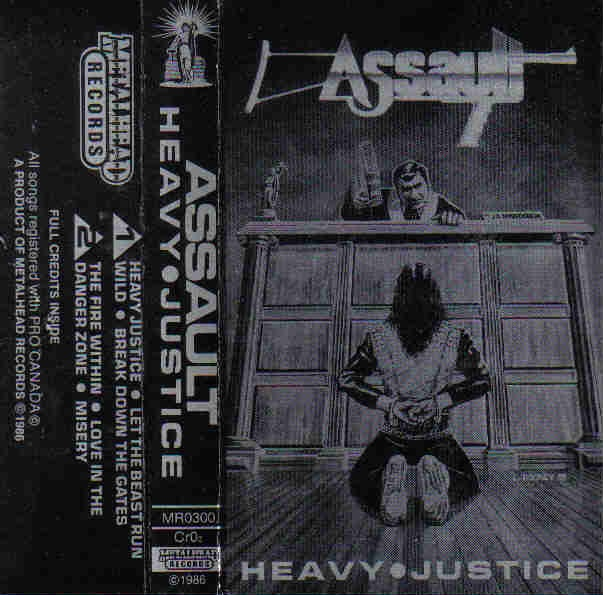 Assault - Heavy Justice