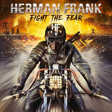 Herman Frank — Fight The Fear (2019)