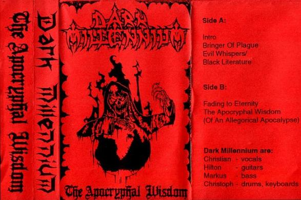 Dark Millennium - The Apocryphal Wisdom