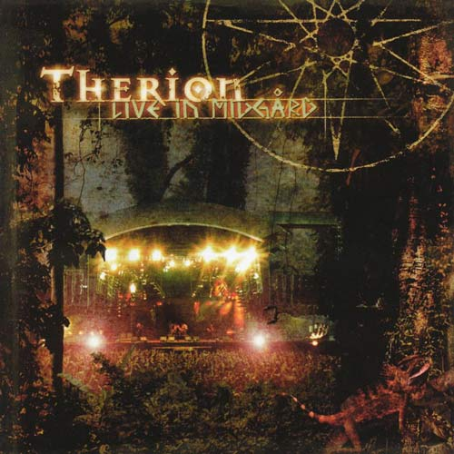 Therion - Live in Midgård