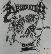 Desecration - Cowboys in Bondage