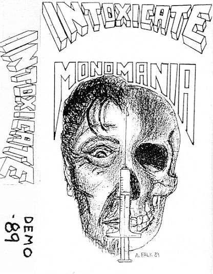 Intoxicate - Monomania