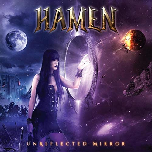 Hamen - Unreflected Mirror
