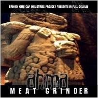 Ahma - Meat Grinder