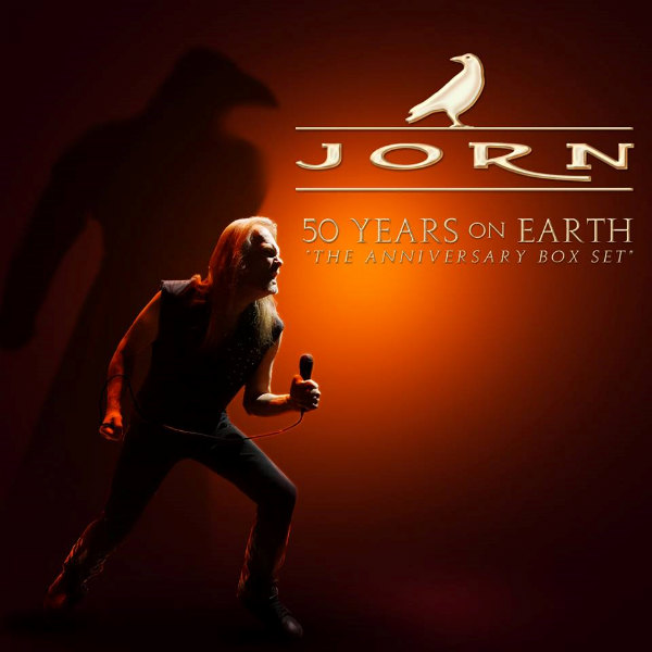 Jorn - 50 Years on Earth: The Anniversary Box Set