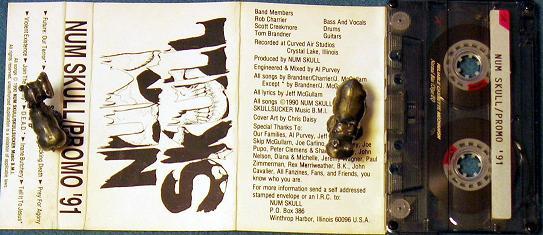 Num Skull - Promo '91