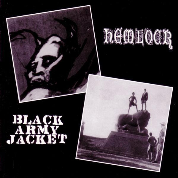Hemlock - Black Army Jacket / Hemlock