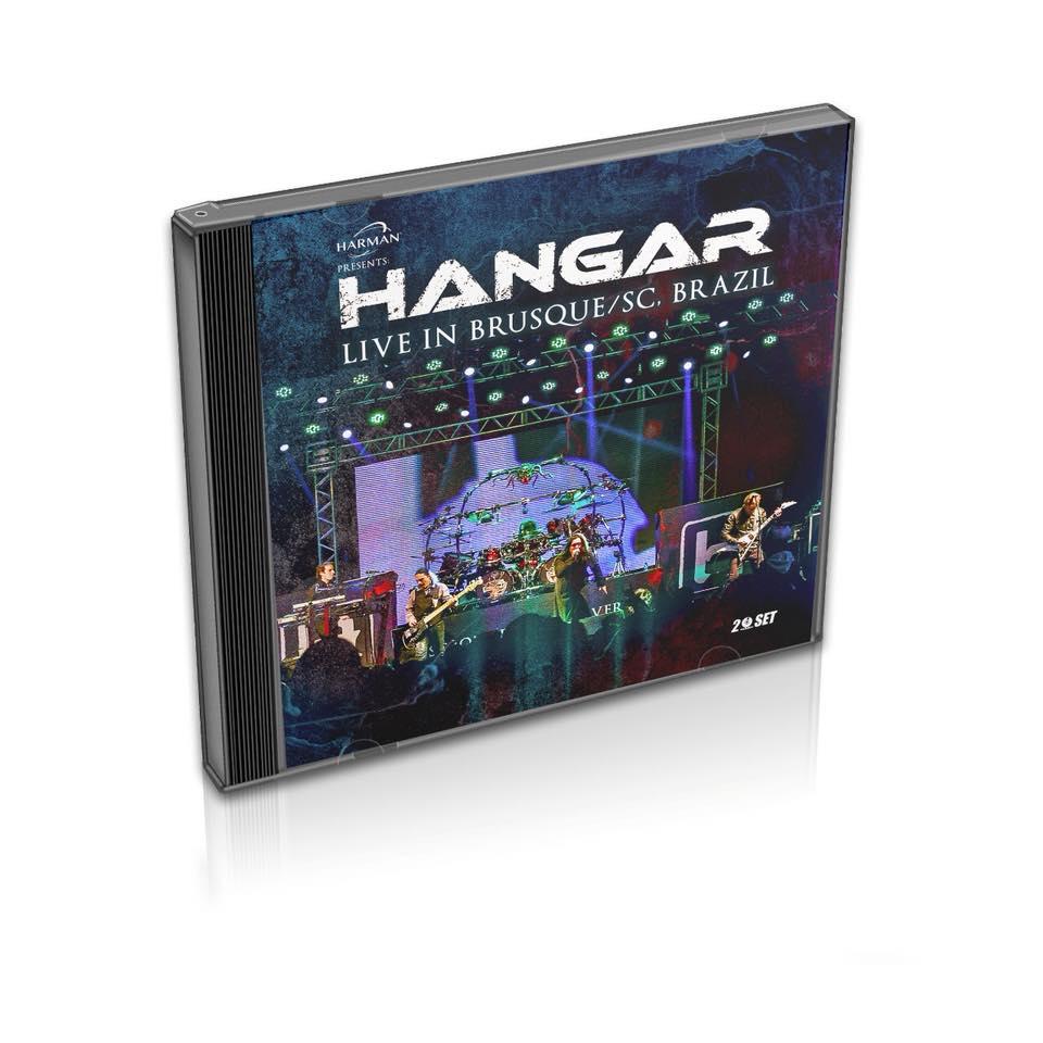 Hangar - LIVE IN BRUSQUE/SC, BRAZIL
