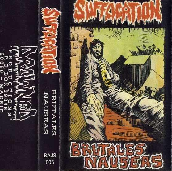 Suffocation - Brutales nauseas
