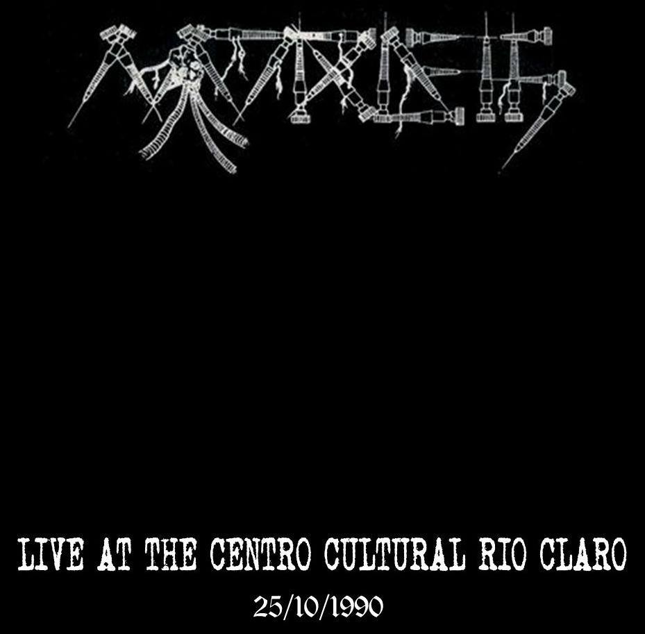 Mordeth - Live at the Centro Cultural Rio Claro 25/10/1990