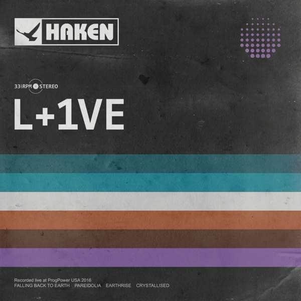 Haken - L+1VE