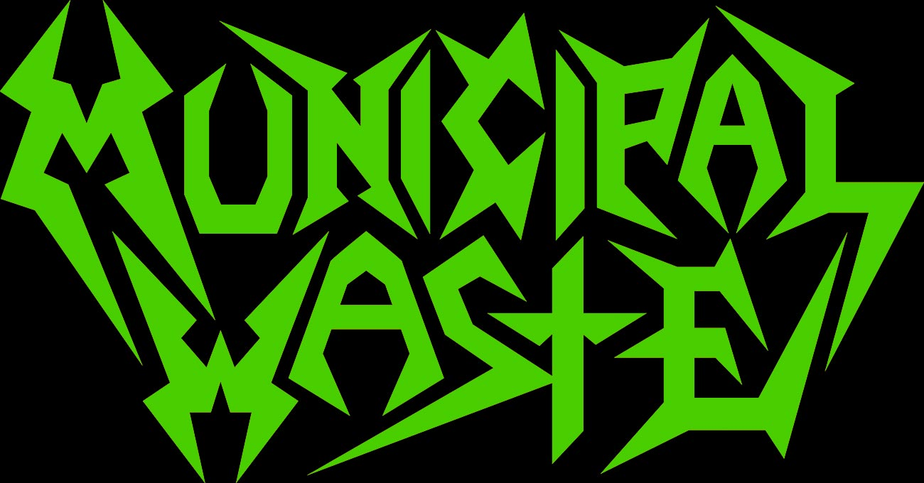 Municipal Waste - Logo