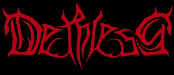 Dethless - Logo