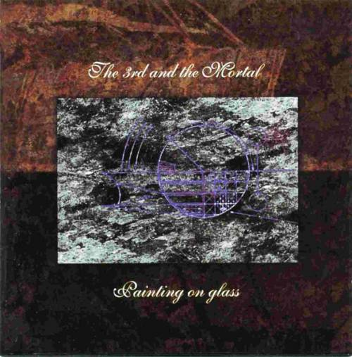 The Third and the Mortal - Painting on Glass