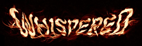 Whispered - Logo
