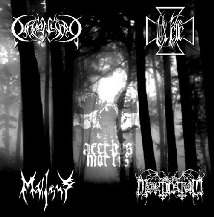 Lux Ferre / Daemonlord / Mortinatum / Malleus - Acerbus Mortis