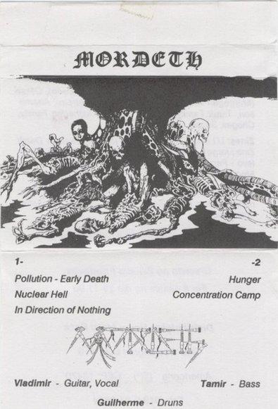 Mordeth - Demo 1990