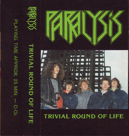 Paralysis - Trivial Round of Life