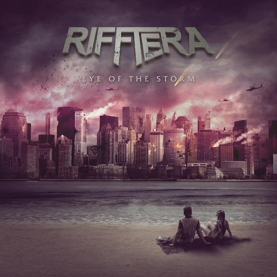 Rifftera - Eye of the Storm