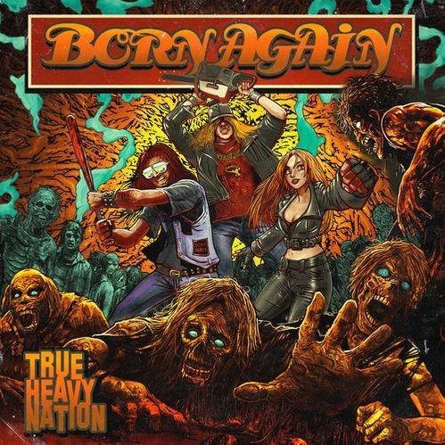 Born Again - True Heavy Nation
