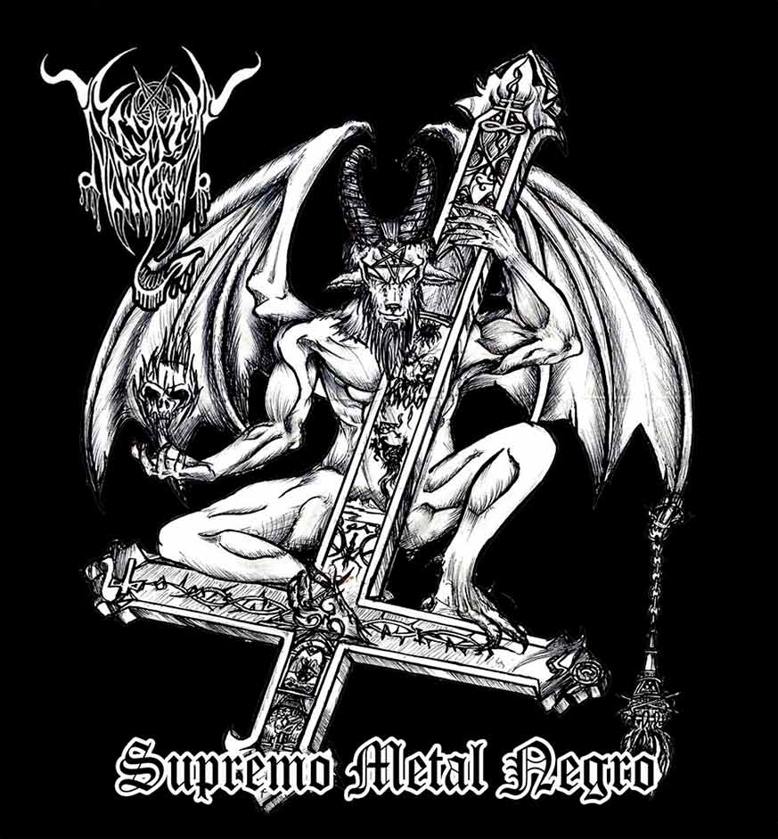 Black Angel - Supremo Metal Negro