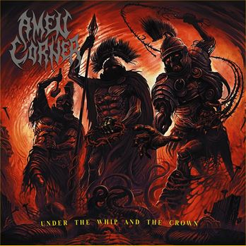 Amen Corner - Under the Whip and the Crown