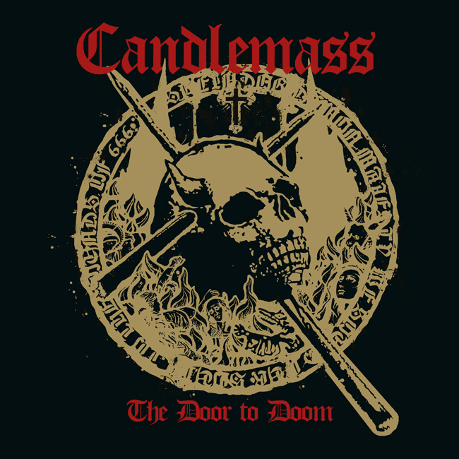 Candlemass — The Door to Doom (2019)