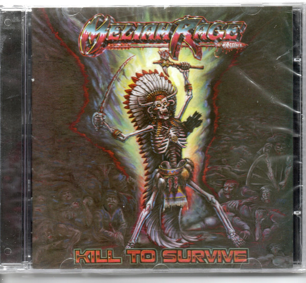 Meliah Rage - Kill to Survive