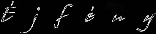 Éjfény - Logo