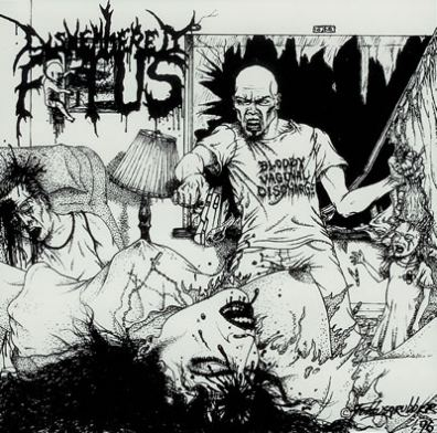 Dismembered Fetus - Generation of Hate