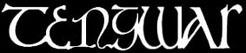 Tengwar - Logo
