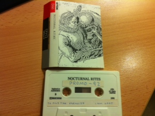 Nocturnal Rites - Promo 1992