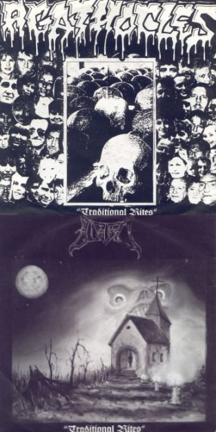 Agathocles / Blood - Traditional Rites