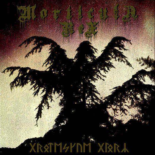 Morticula Rex - Grotesque Glory
