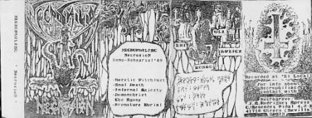 Necrophiliac - Necrosion