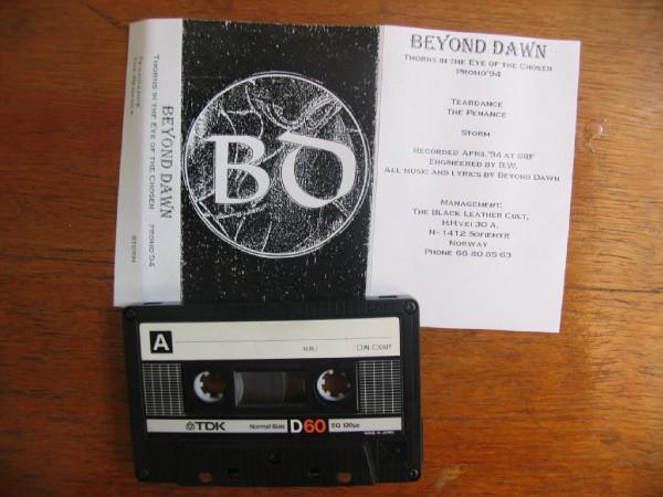 Beyond Dawn - Thorns in the Eyes of the Chosen