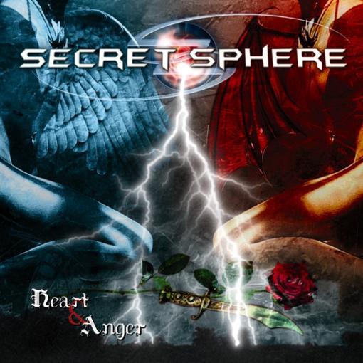 Secret Sphere - Heart & Anger